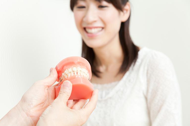 全顎的な治療にも高いレベルで対応